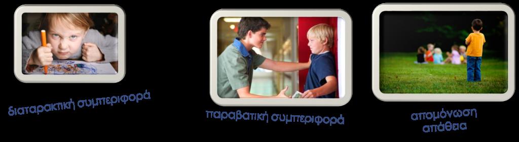 Δευτερογενείς ψυχοσυναισθηματικές και συμπεριφορικές επιπτώσεις στο σχολικό πλαίσιο